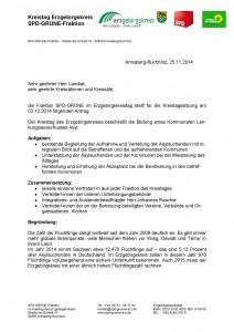 2014.11.25_Antrag auf Bildung eines Lenkungsausschusses Asyl im Erzgebirgskreis_Seite_1